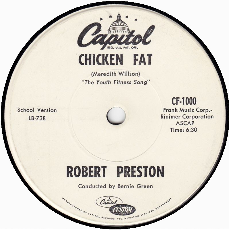 robert-preston-chicken-fat-the-youth-fitness-song-school-version-capitol-custom